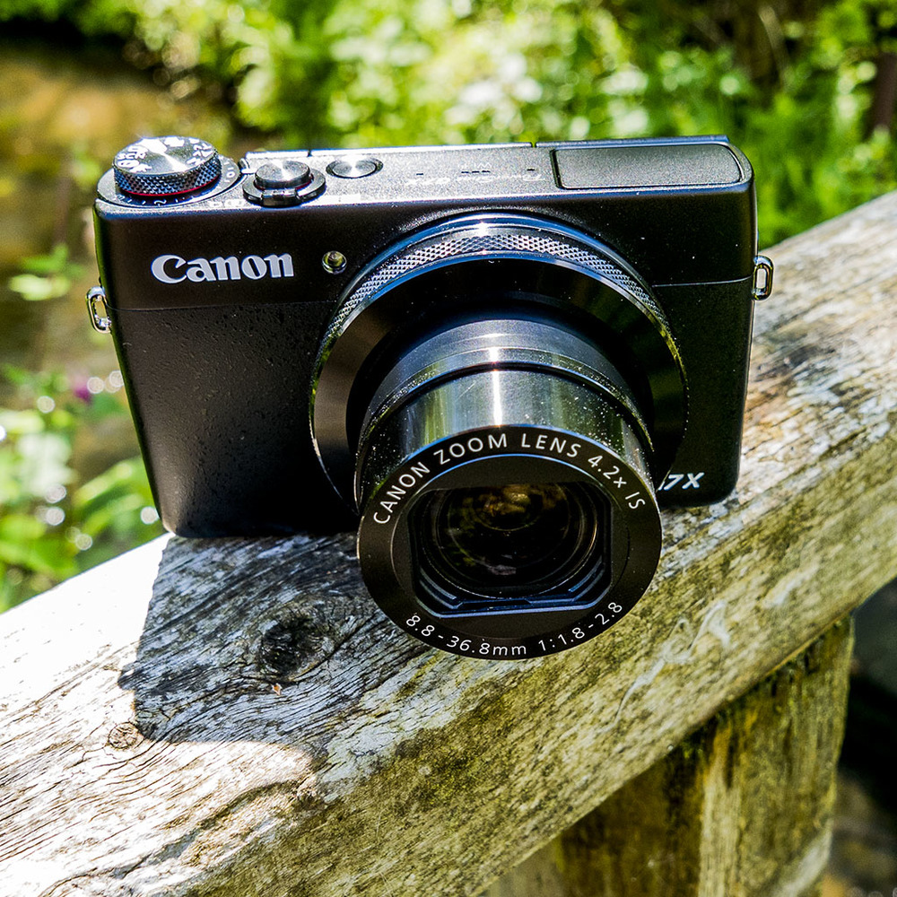 Canon GX7 Review