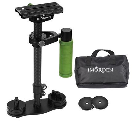 IMODERN Carbon Fiber S-40C Handheld Stabilizer