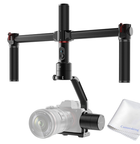 MOZA Air 3-Axis DSLR Camera Stabilizer Review