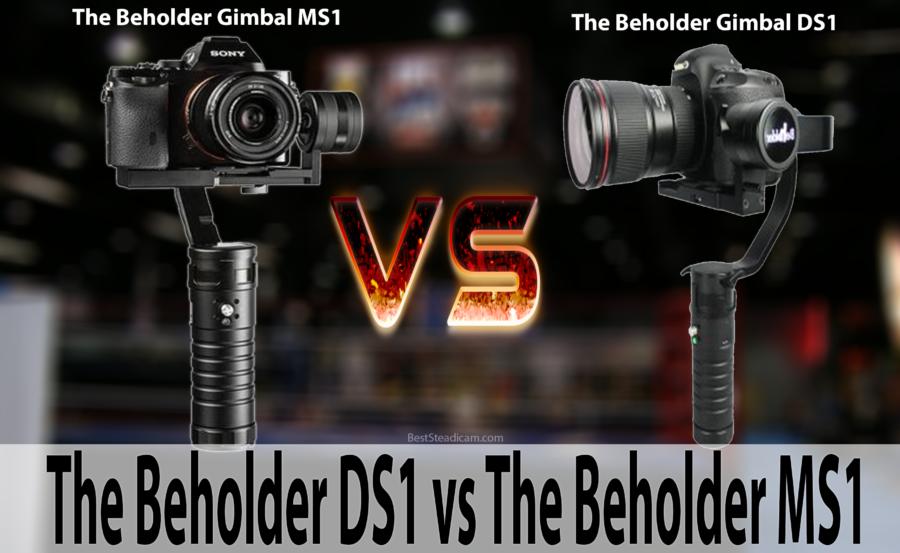 The Beholder DS1 vs The Beholder MS1